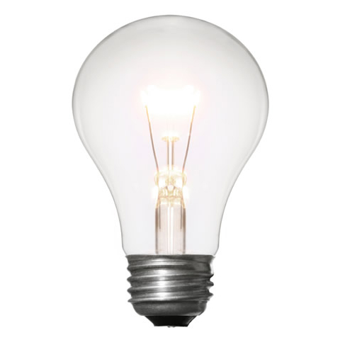 gamla glödlampor kategori